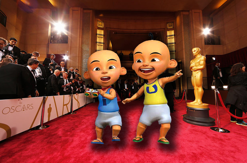'Upin & Ipin' Is Going To The 2020 Oscars, Makes Nomination List