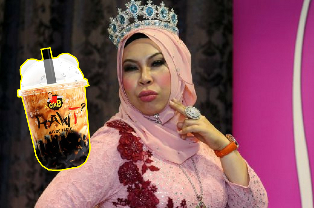 Bubble Tea By Datuk Seri Vida's Daughter Receives Negative Reviews