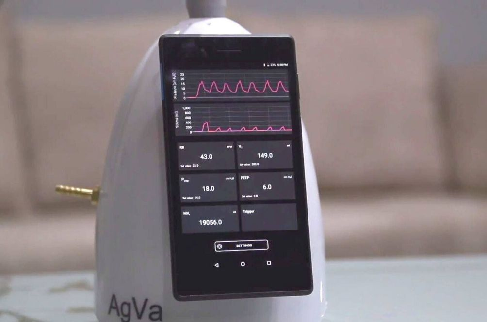 Indian Robotics Scientist And Neurosurgeon Create Toaster-Sized Ventilator For COVID-19 Patients