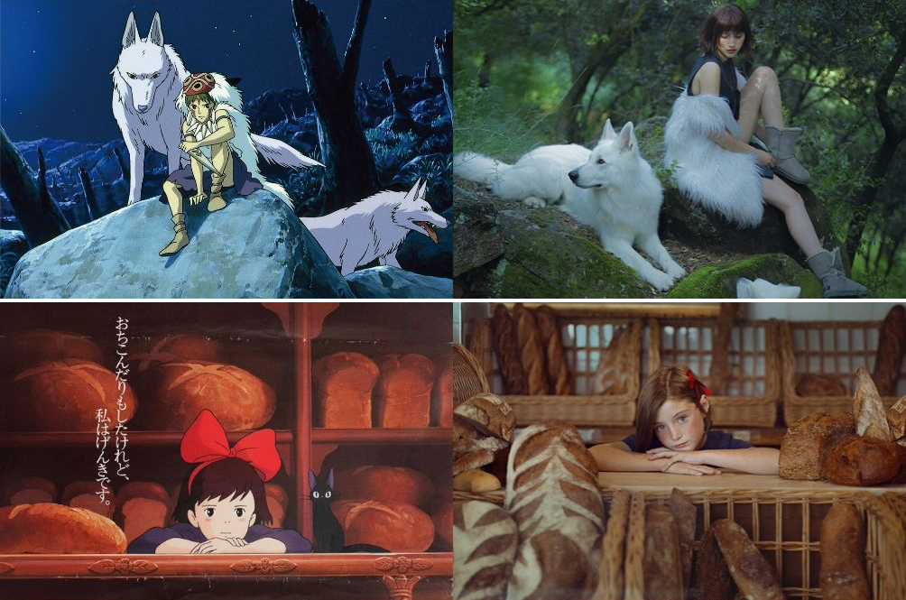 [PHOTOS] Photographer Turns Scenes From Studio Ghibli Films Into Real Life And We Are In Love!