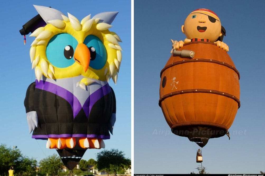 An Owl-Shaped Balloon Called Owlbert Eyenstein And Many Other Cute Additions At The Putrajaya Hot Air Balloon Fest This Year