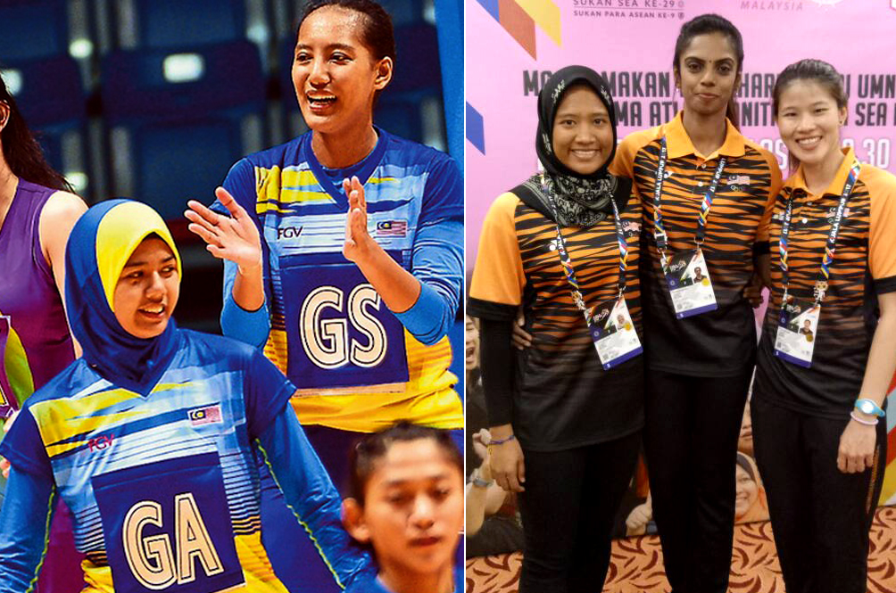 Squad Goals: The Malaysian Netball Girls Are Living The Dreams Of Gold