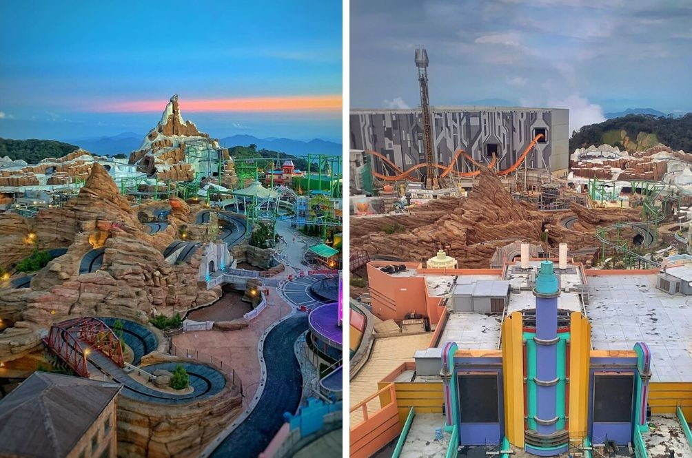Postponed For A Year; Genting's New Theme Park Will Open In 2021