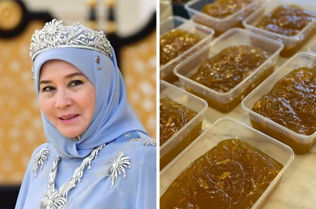 Raja Permaisuri Agong Shows Instagram Followers The Process Of Making Halwa Maskat