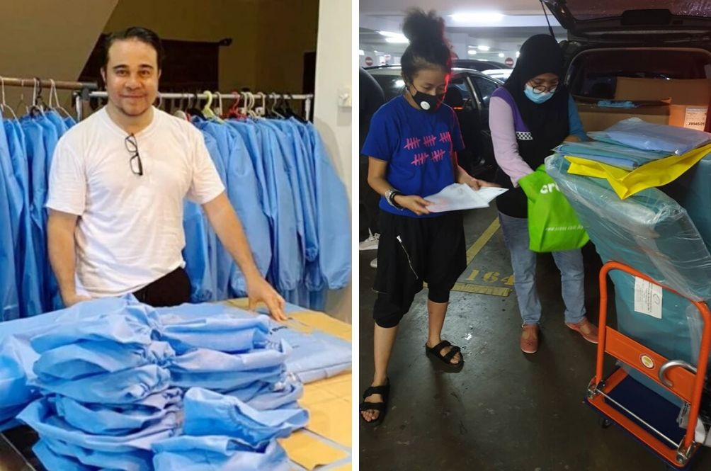 #MYHero: Designers, Students and Inmates Band Together To Help Prepare PPE For Medical Frontliners