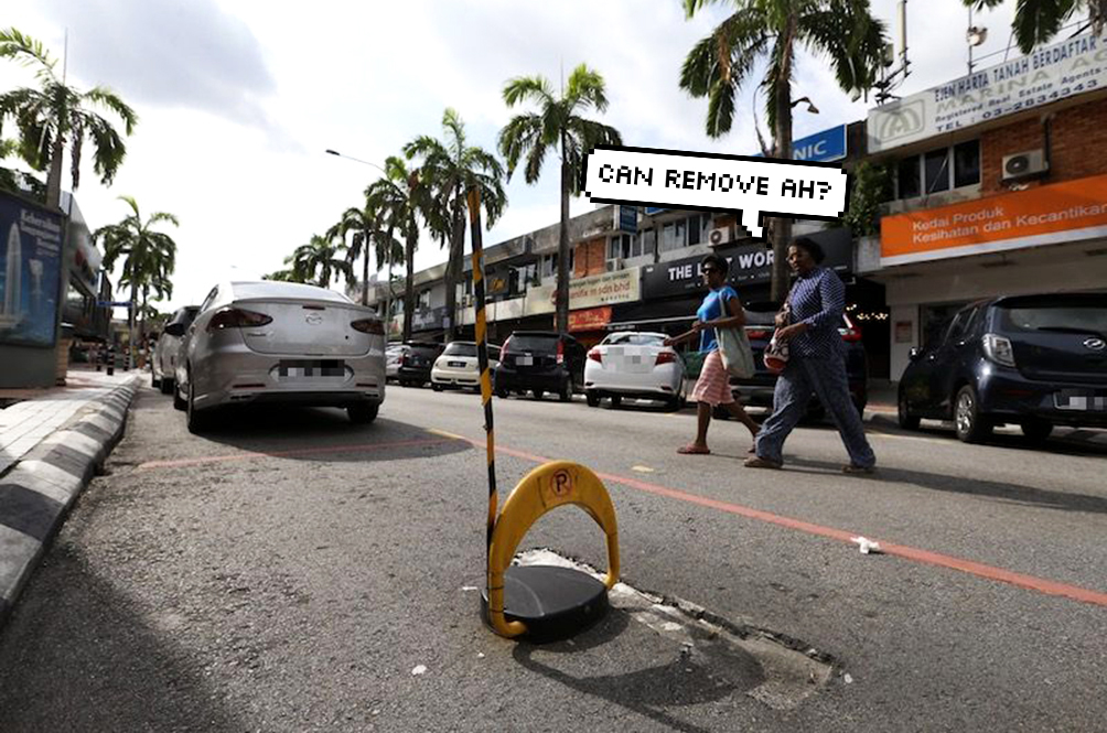 What Should You Do If You See A Blocked Parking Lot After 6.30pm? We Ask A MBPJ Officer!