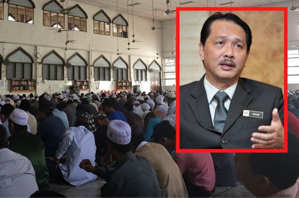 It's Not Sporadic After All: MOH Says Suspected Sporadic Case Traced To Masjid Sri Petaling