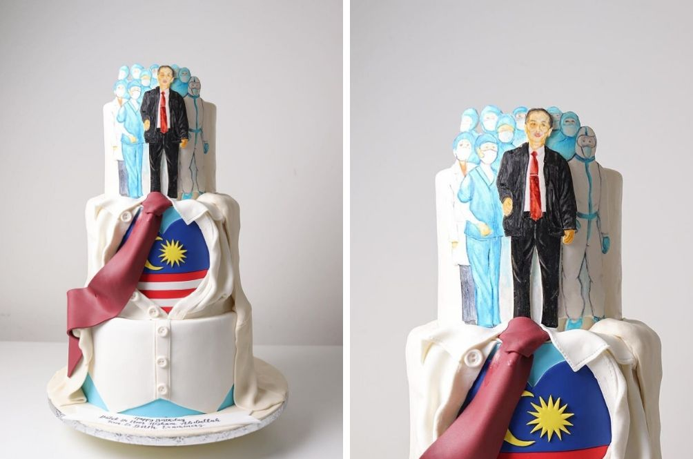 Meet The Baker Who Crafted A Beautiful Cake For Our Shy Malaysian Superhero