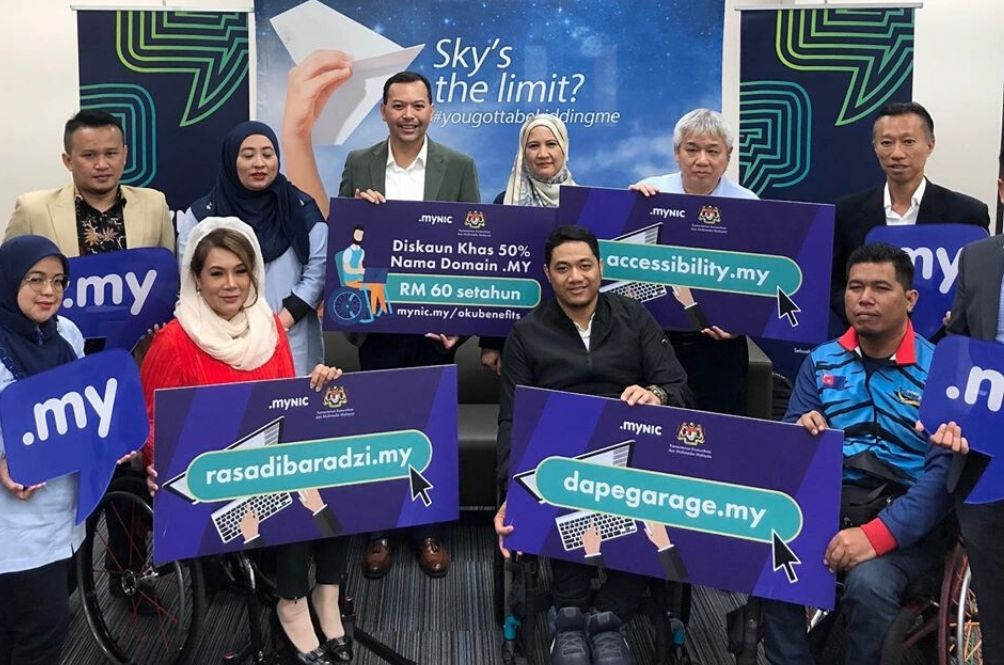 OKU Businesses Can Now Participate In MYNIC's Outreach Programme To Go Digital