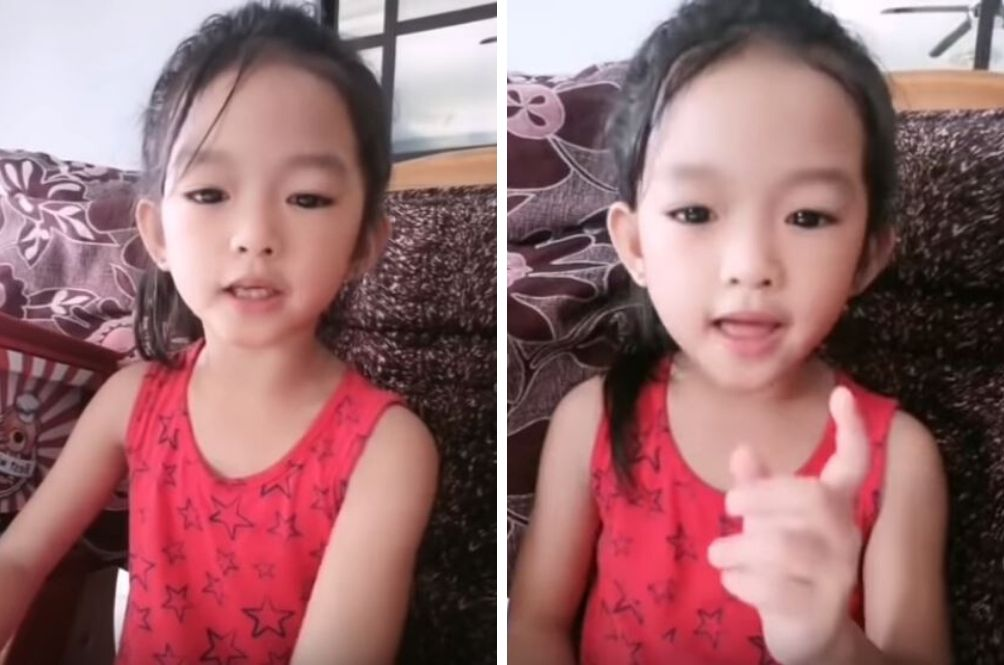 Six-Year-Old Catches Public's Eye With Cute But Stern Video Asking People To Stay At Home