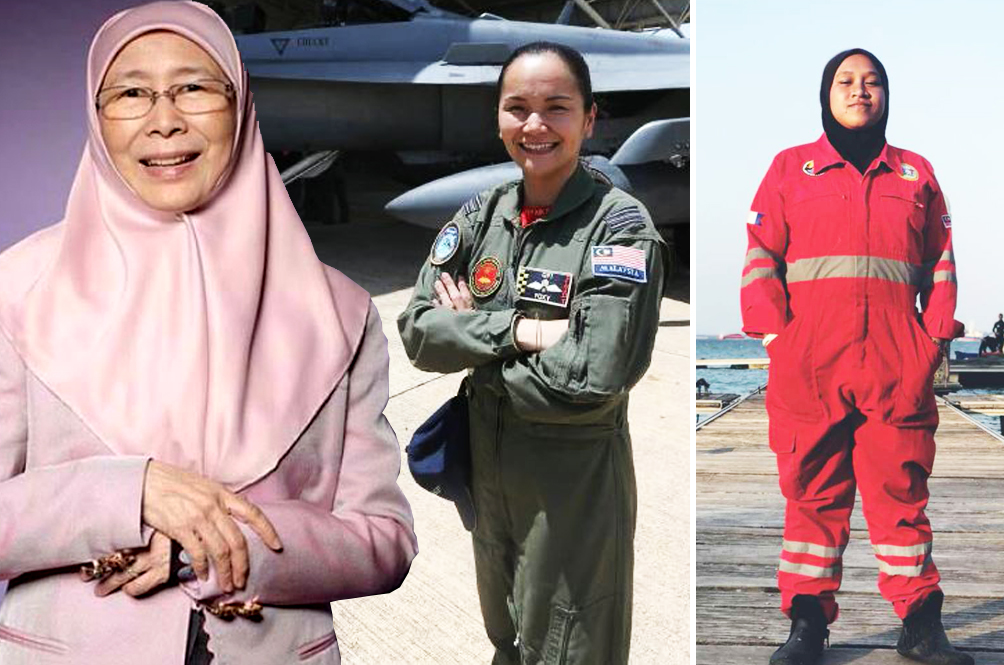First Of Their Kind: Malaysian Women Who Were First To Dominate Their Field