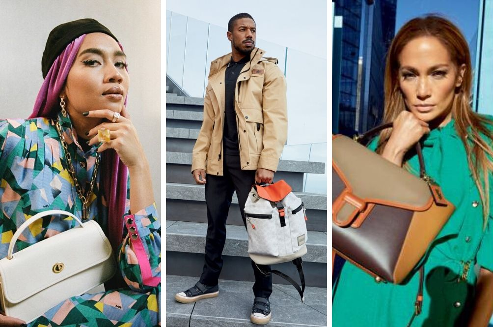 Yuna Fronts Coach's Latest Campaign Alongside JLo And Micheal B Jordan