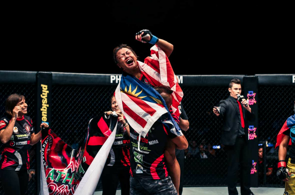 Ann Osman Has Retired From Pro Fighting