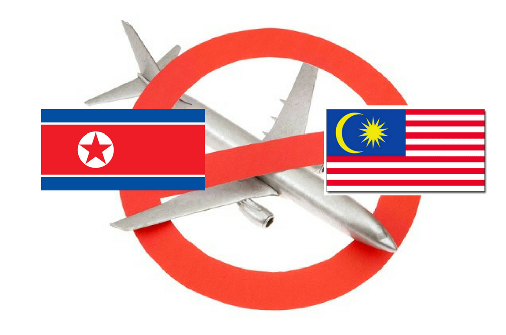 BREAKING: Malaysians Banned from Leaving North Korea. In Retaliation North Koreans Banned from Leaving Malaysia