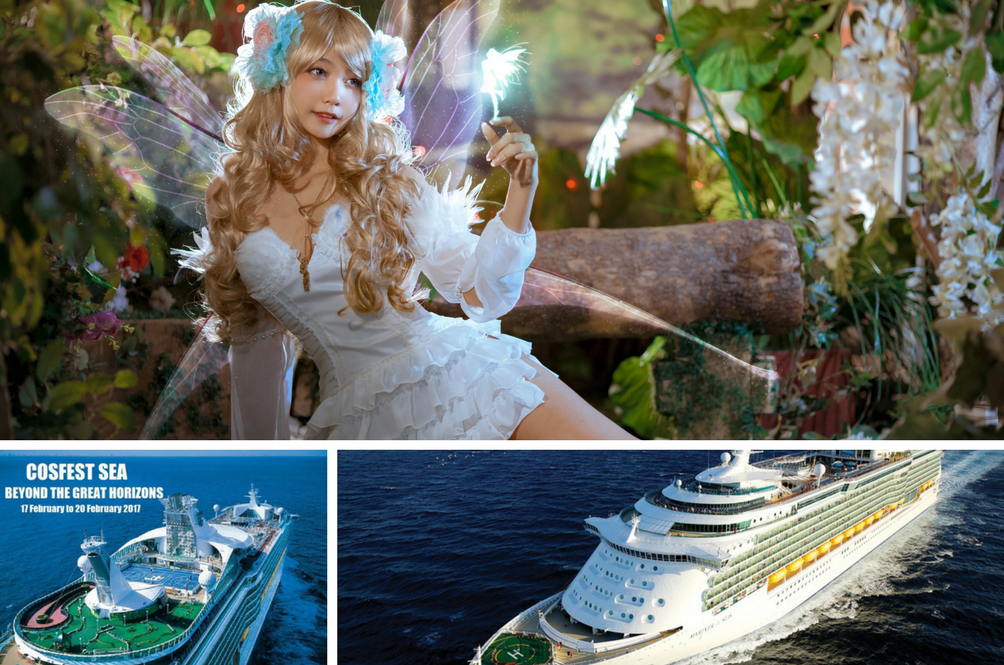 Join Asia's Largest Cosplay Festival on a Cruise from Singapore to Penang