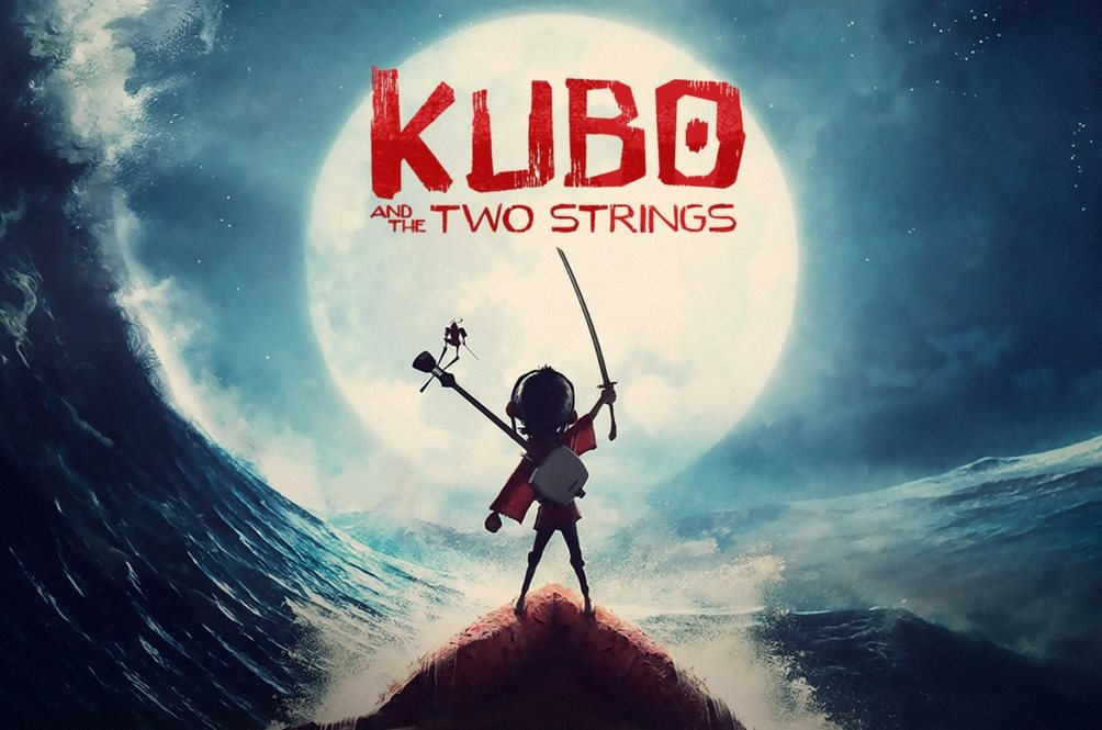 Everyone Should be Watching Kubo and the Two Strings