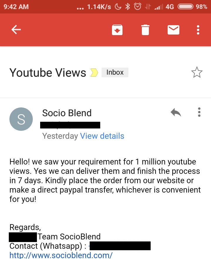 We Bought 500,000 Views For This Video For USD1000