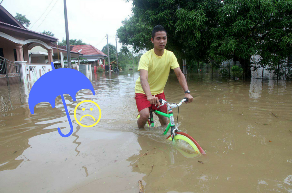 Floods to Hit East Coast of Peninsular Malaysia in Mid-November to December