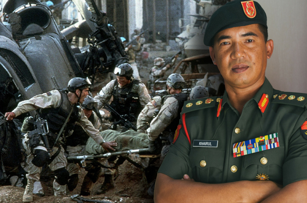8 Things We Learned From Colonel Khairul Anuar, A Malaysian 'Black Hawk Down' Hero