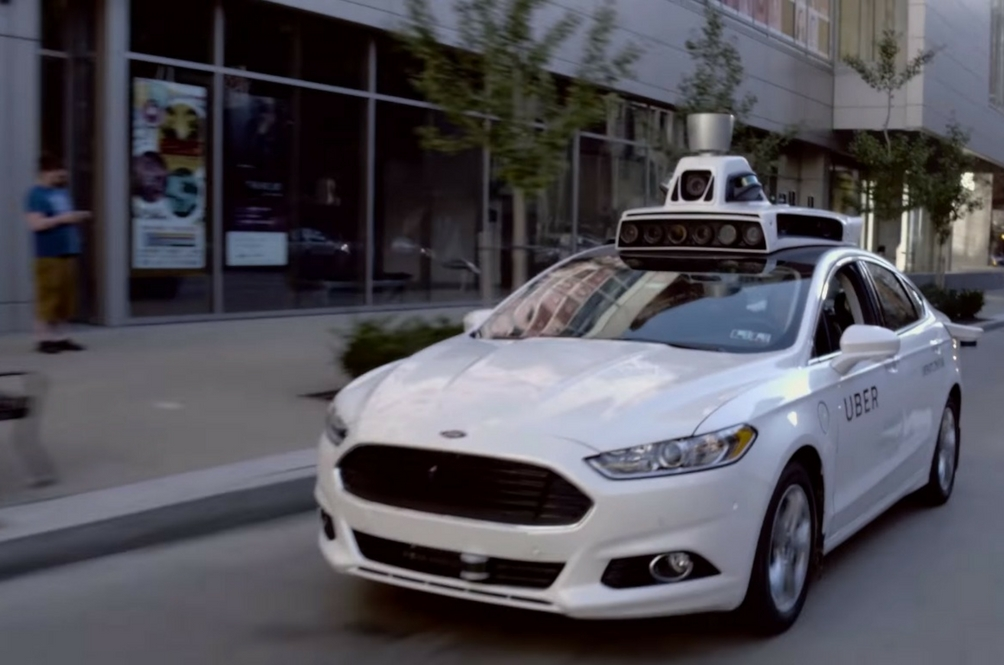 Uber Self-Driving Cars Launch in Pittsburgh