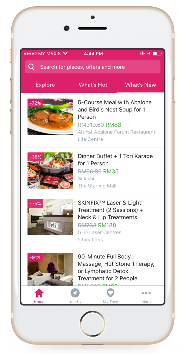 Groupon Malaysia is now Officially Fave | Lifestyle | Rojak