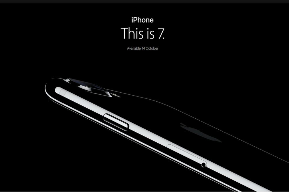The iPhone 7 Will Arrive in Malaysia on October 14