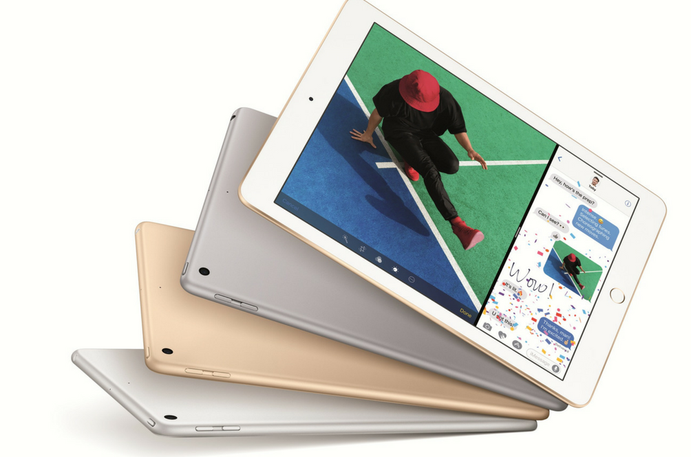 2017 iPad 9.7-inch Launched With A Cheaper Price Tag