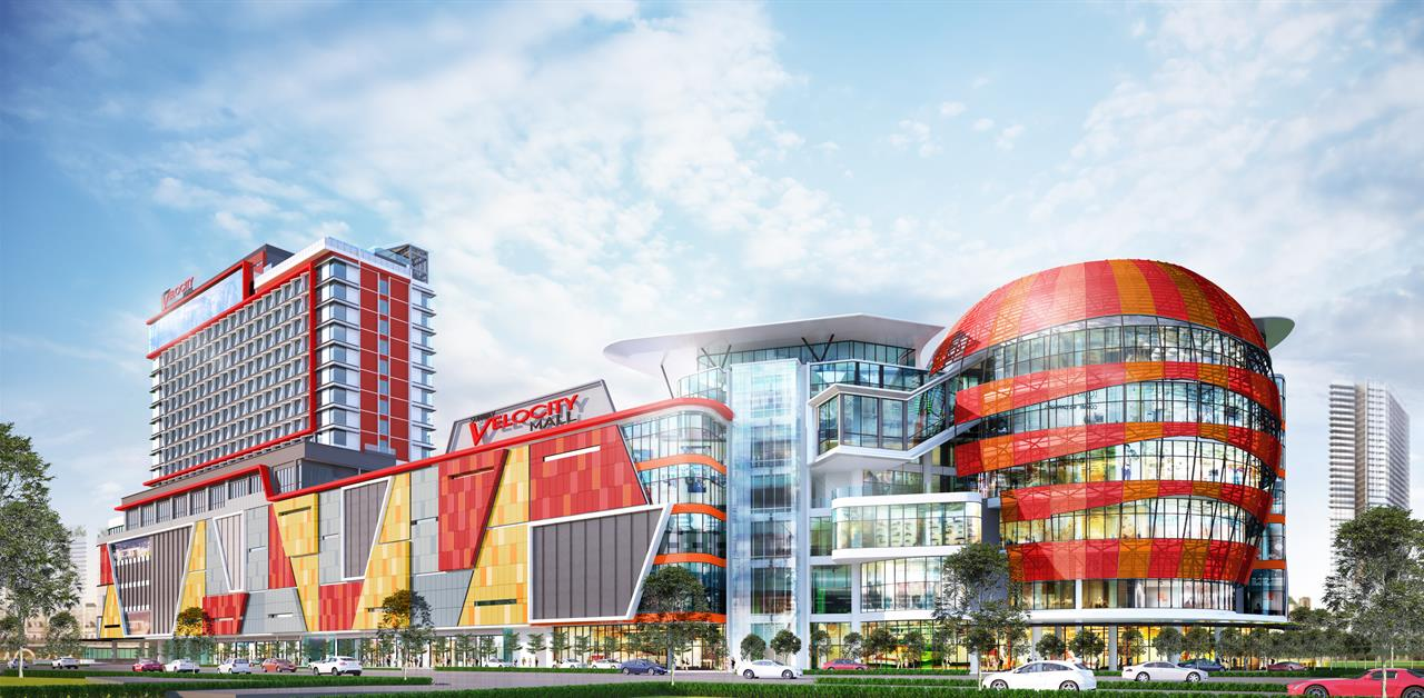New Shopping Malls