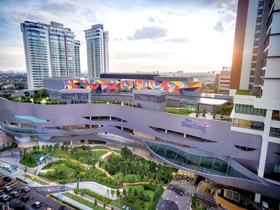 New Shopping Malls