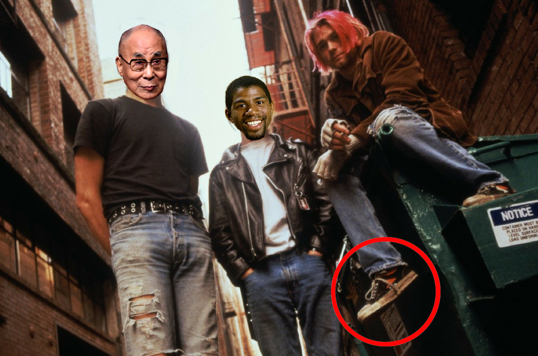 The Dalai Lama, Magic Johnson And These Other Guys Actually Wore Bata Footwear!