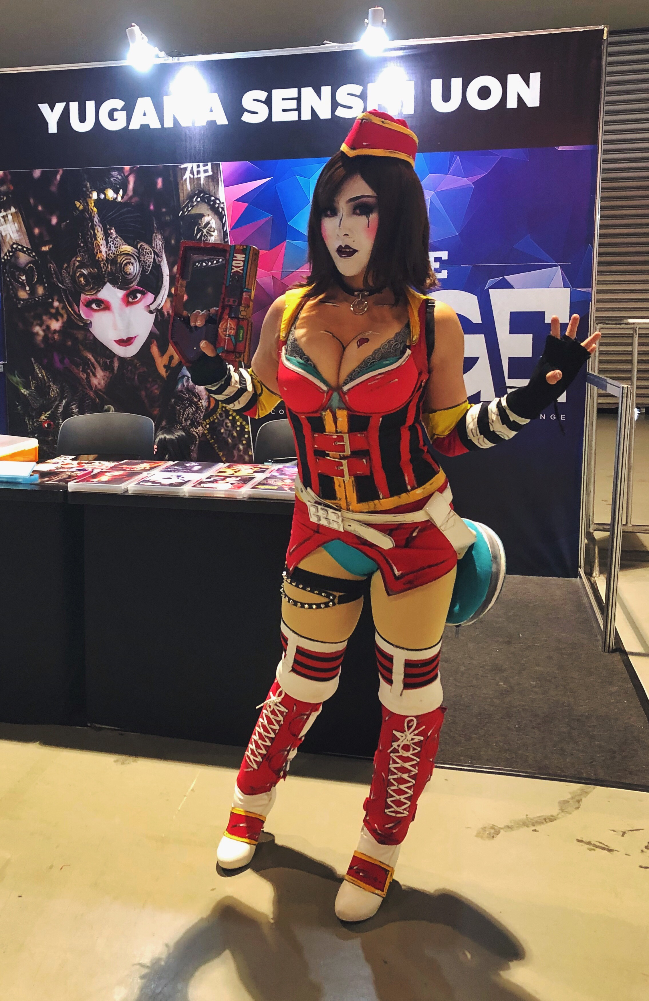 Moon Moxxi from Borderlands