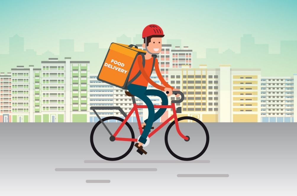 We Try To Find Out Why The Food Delivery Service In Malaysia