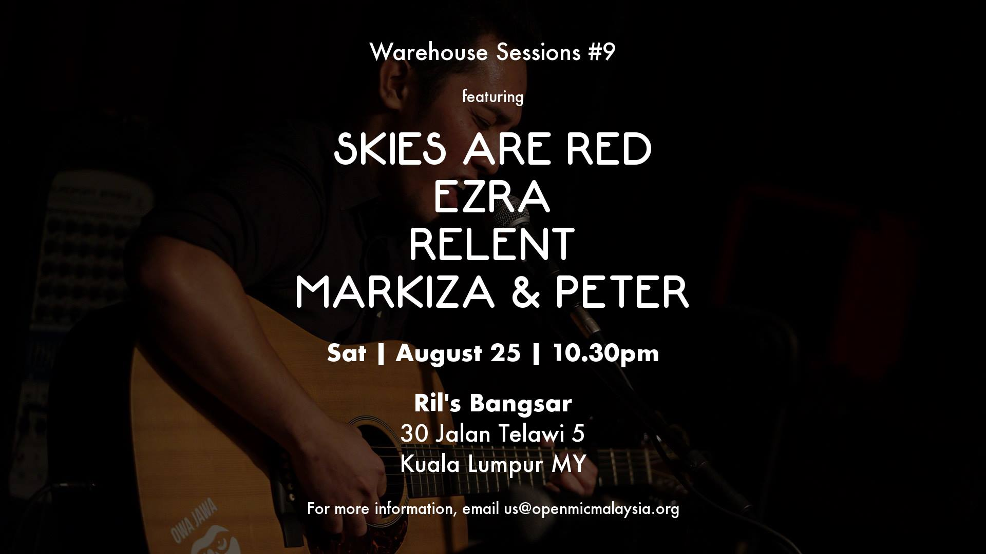 Warehouse Sessions #9