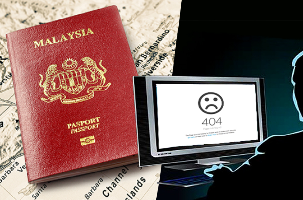 The (Painful) Process of Renewing Your Malaysian Passport Online