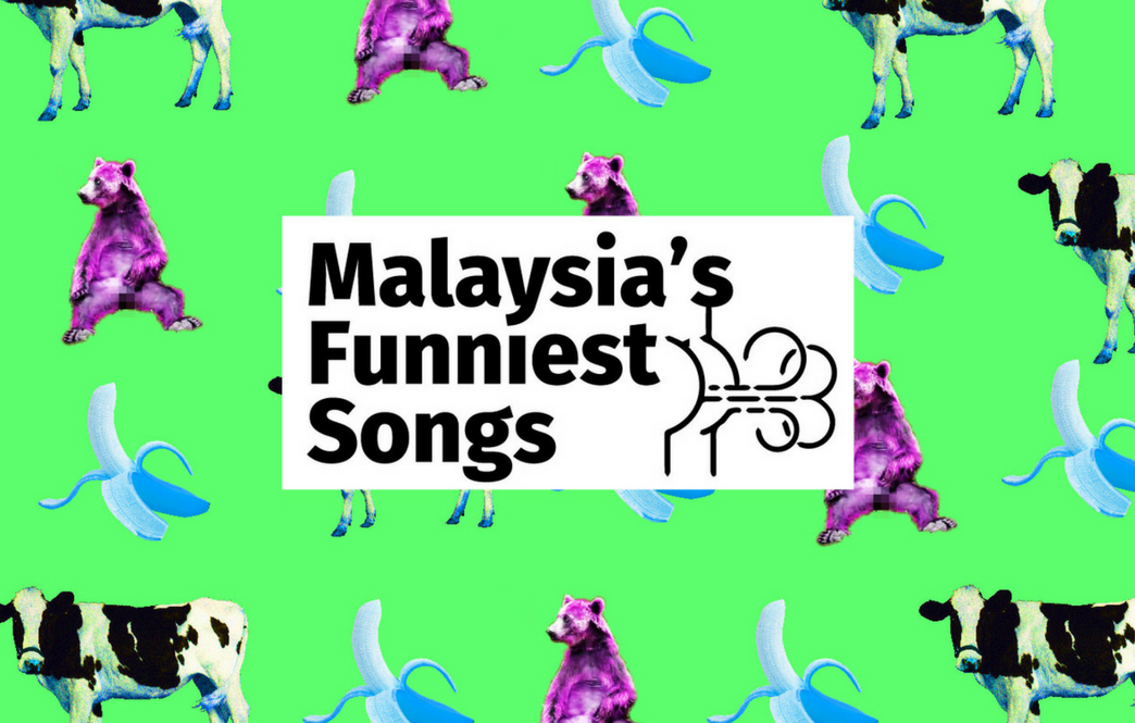 10 (Really) Hilarious Malaysian Songs
