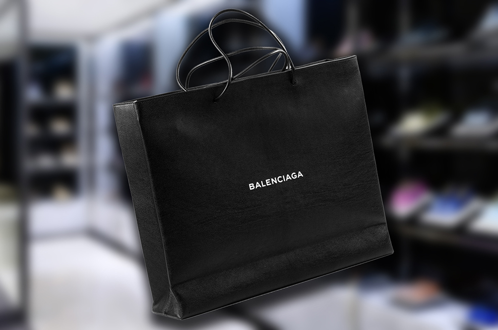 311c8a8754 You Can Now Buy Balenciaga s Free Shopping Bag For RM8