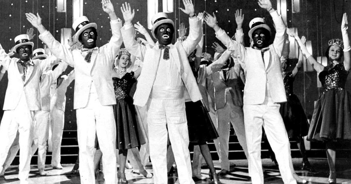 The Minstrel show that lasted 20 years.