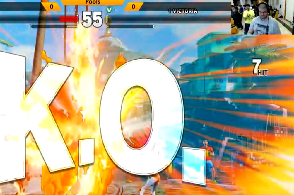 Watch This Blind Player Destroy His Opponent In 'Street Fighter V'