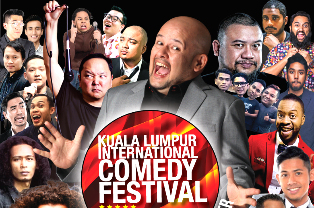The KL Comedy Festival Is Back, So Be Prepared To Gain A Six-Pack From LOL-ing!