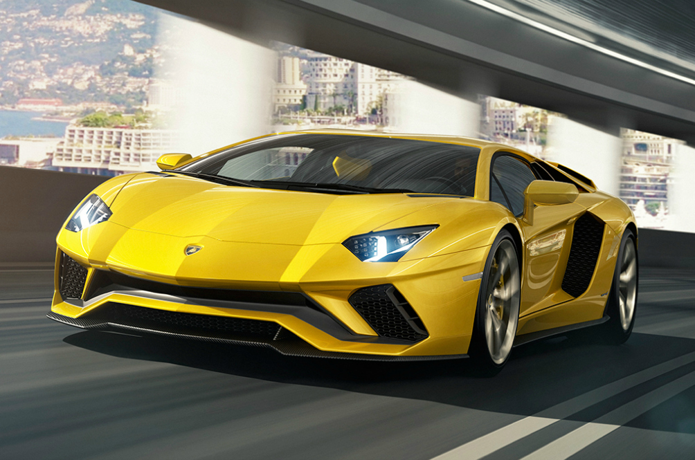 Good News! You Can Now Buy The New Lamborghini Aventador S In Malaysia!