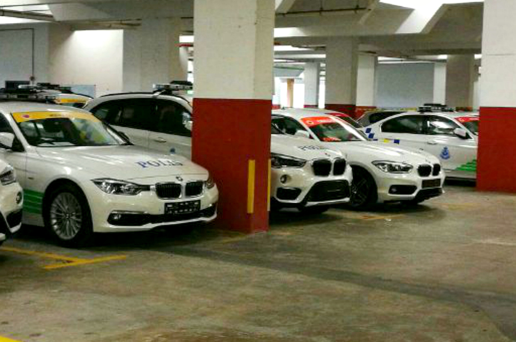 Wait A Minute, Are These The New PDRM Patrol Cars?