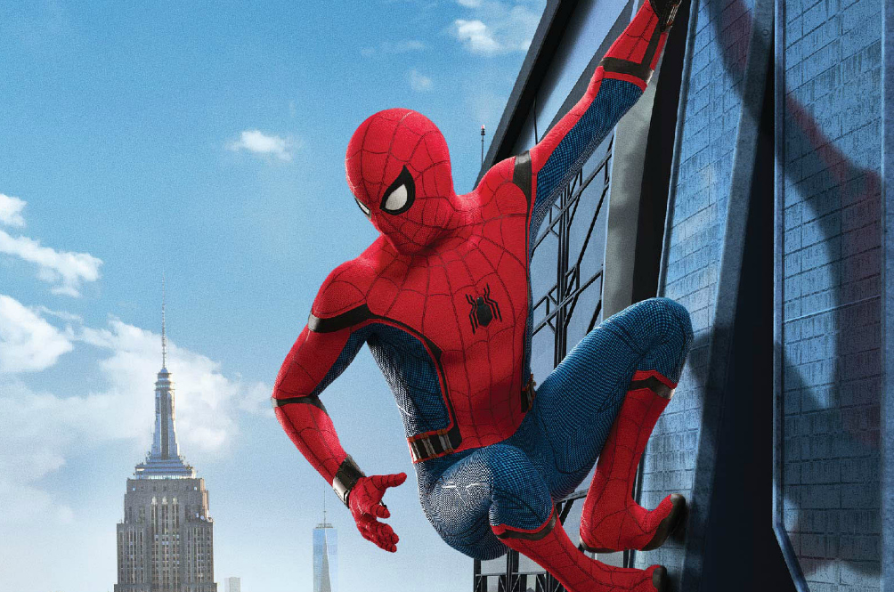 Let's Talk About Spidey's New Suit In 'Spider-Man: Homecoming'