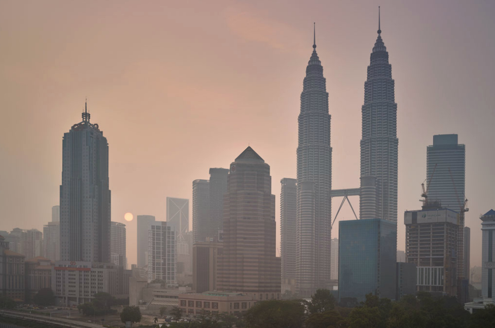 Kuala Lumpur Ranks Second Last In Quality Of Life Survey - No Thanks To Our Weather!