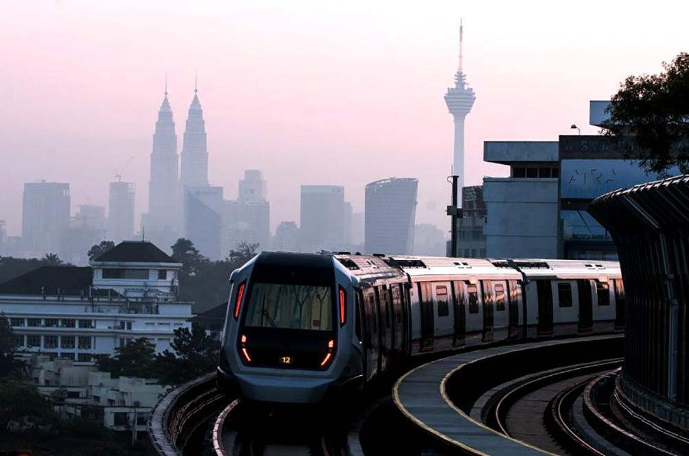 Rejoice, KL-ites! You Get 50 Per Cent Off All MRT, LRT And Monorail Rides Until Merdeka Day!