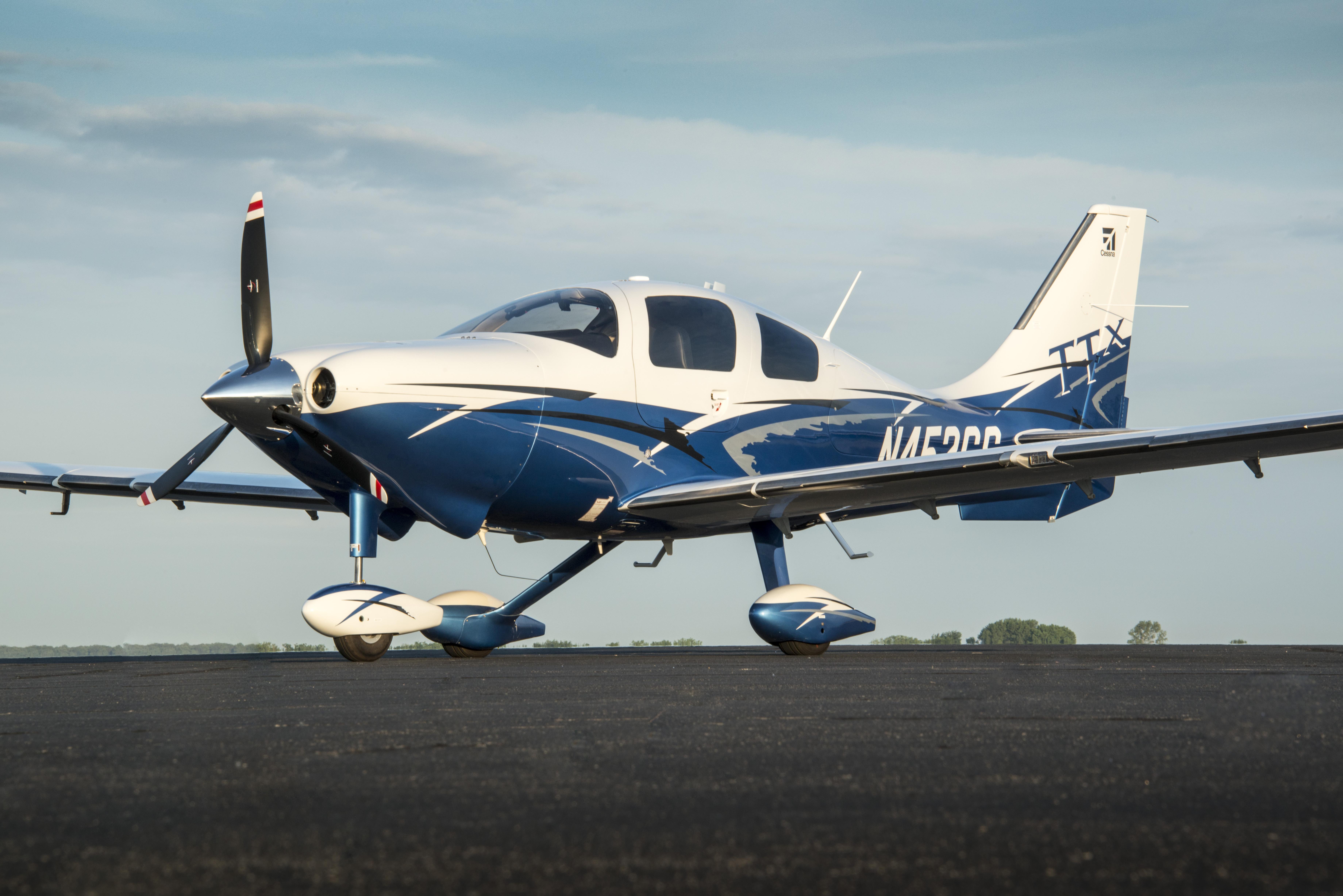 Meet the Cessna TTx
