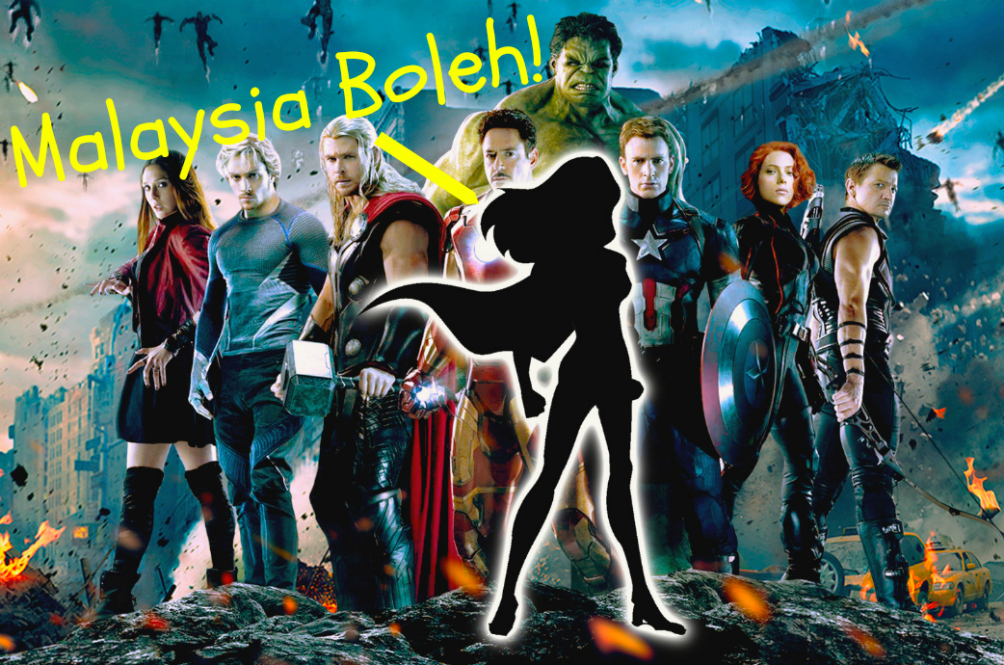 Holy Mjolnir! Is this Malaysian Actress Set to Star in a Marvel Movie?