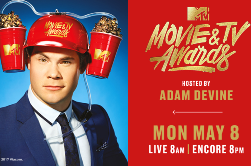 [CONTEST] Win Exclusive 2017 MTV Movie & TV Awards Merchandise