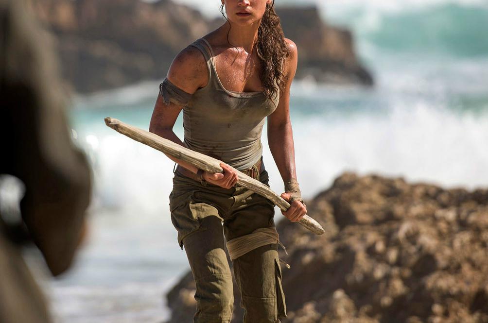 Ladies And Gents, Meet Your New Tomb Raider Lara Croft!