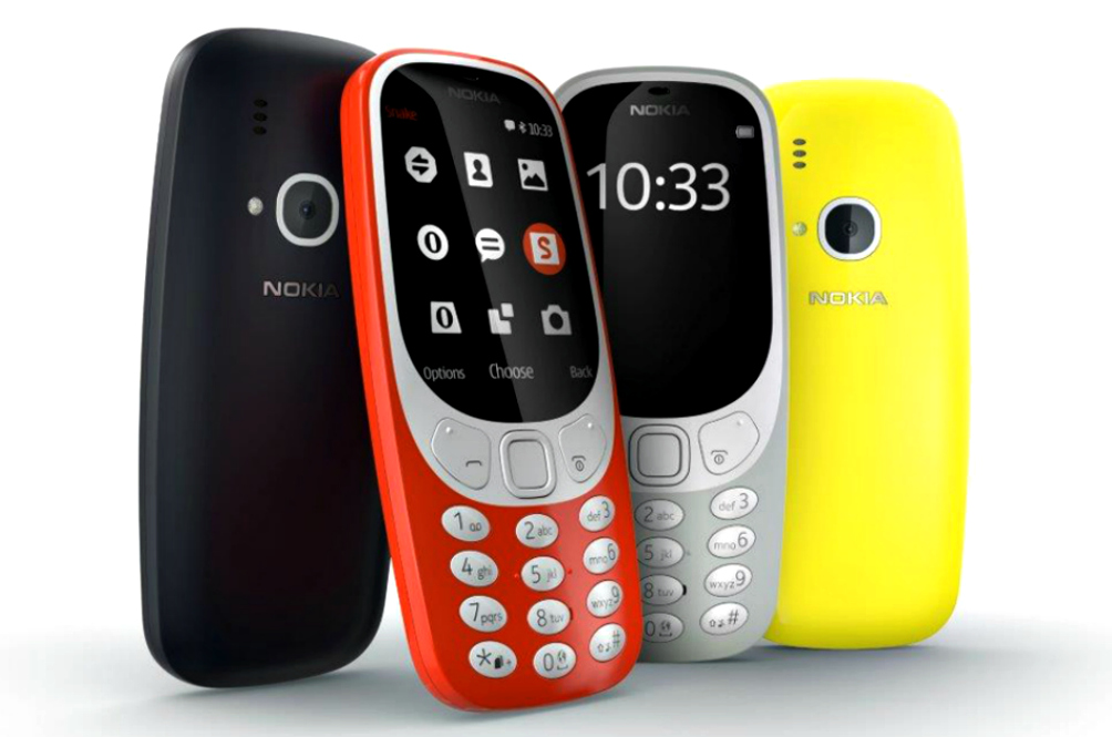 It's Real, People: The Indestructible Nokia 3310 Is Back!
