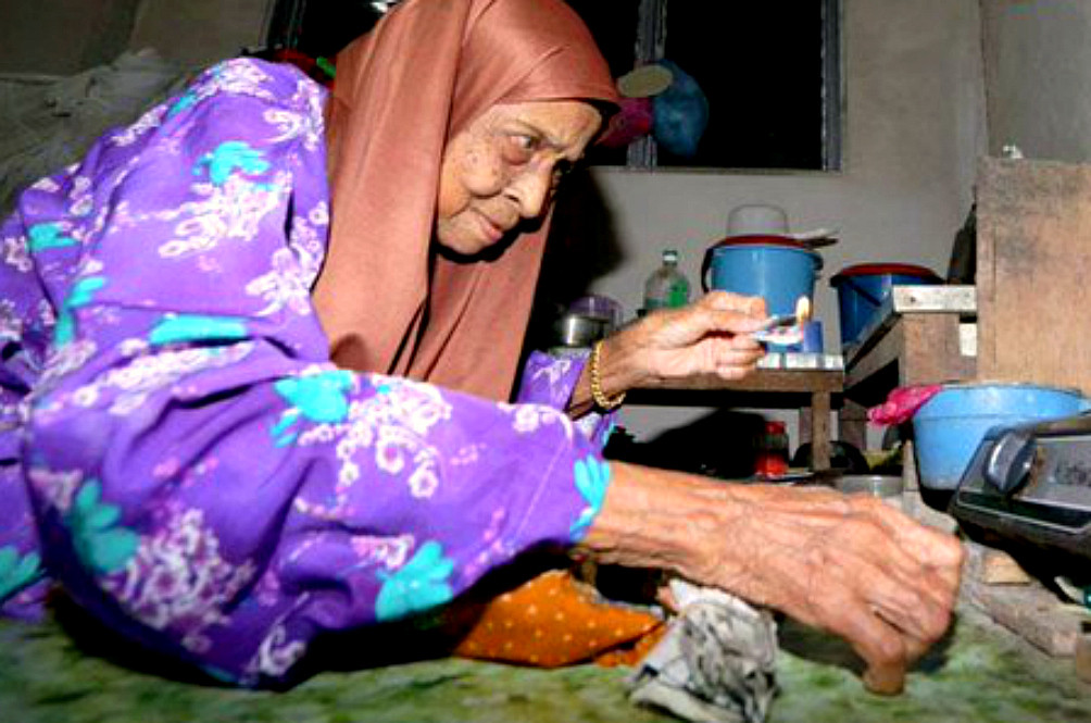This Elderly Woman From Kedah Could Be The Oldest Person On Earth